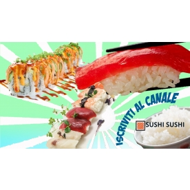 Le video ricette di Sushi sushi