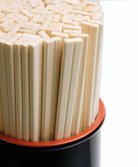 Chopstick di bambù