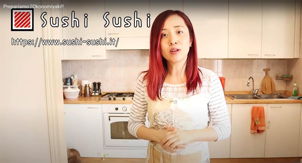 Guarda la video ricetta Okonomiyaki di Erikottero!