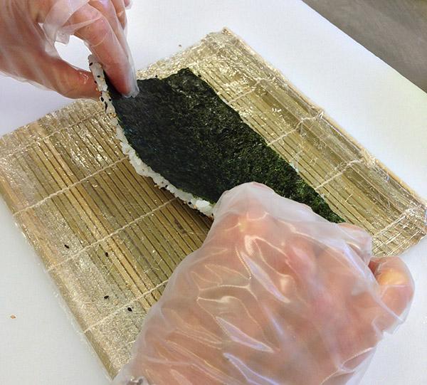 Come si fa il sushi