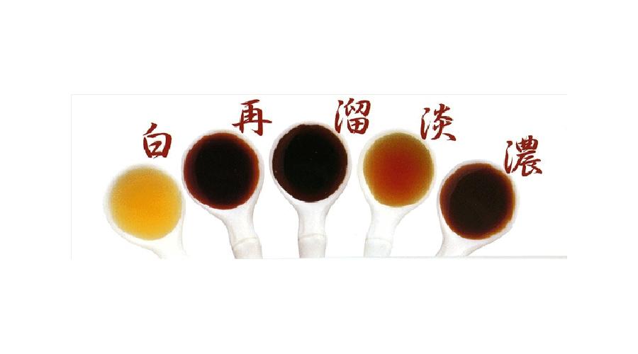 Tipi di salsa di soia